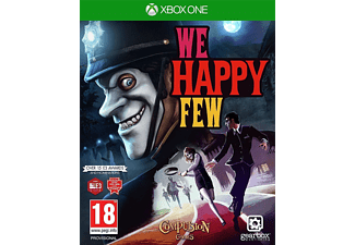 We Happy Few Xbox One