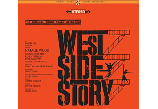 Leonard Bernstein - West Side Story-The Complete Original Soundtrack - (Vinyl)