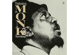 Thelonious Monk - 'ROUND MIDNIGHT -HQ- - (Vinyl)