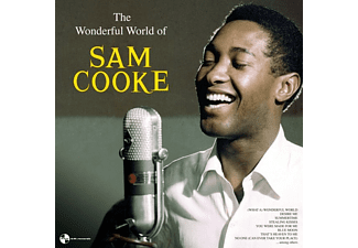 Sam Cooke - The Wonderful World Of Sam Cooke+2 Bonus Tracks - (Vinyl)