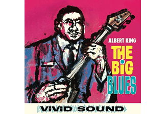 Albert King - The Big Blues+2 Bonus Tracks (Ltd.180g Farbiges - (Vinyl)