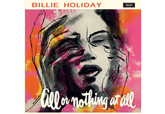 Billie Holiday - All Or Nothing At All (Ltd.180g Farbiges Vinyl) - (Vinyl)