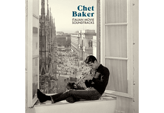 Chet Baker - Italian Movie Soundtracks (Ltd.180g Farbiges Viny - (Vinyl)