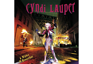 Cyndi Lauper - A Night To Remember - (CD)