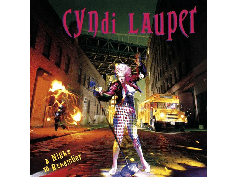 Cyndi Lauper - A Night To Remember [CD]