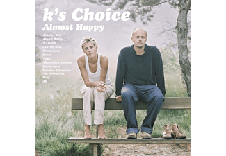 K's Choice - Almost Happy - (CD)