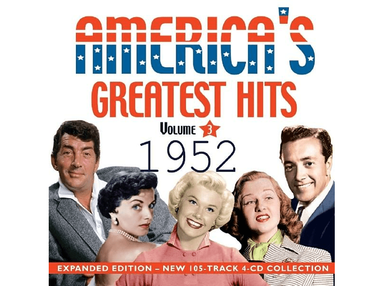 Various - America's Greatest Hits [CD]