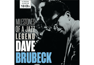 Dave Brubeck - Milestnes Of A Jazz Legend - (CD)