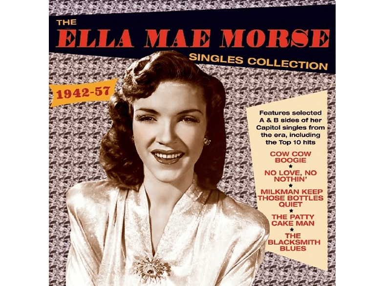 Ella Mae Morse - Singles Collection [CD]