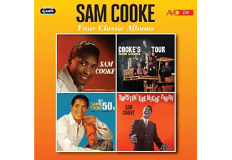 Sam Cooke - Four Classic Albums - (CD)