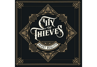 City Of Thieves - Beast Reality (Gatefold/Black/180 Gramm) - (Vinyl)