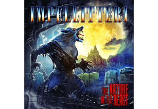 Impellitteri - The Nature Of The Beast - (CD)