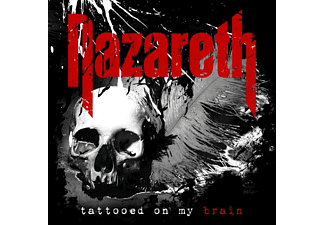 Nazareth - Tattooed On My Brain - (CD)