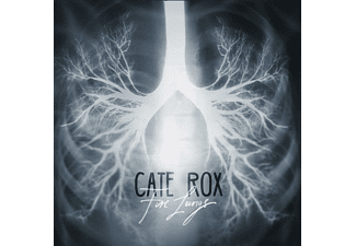 Cate Rox - Fire Lungs - (CD)