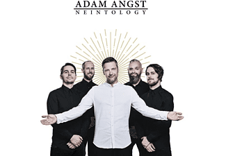 Adam Angst - Neintology - (CD)