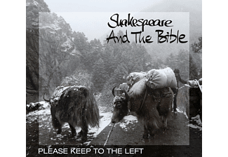 Shakespeare And The Bible - Please Keep To The Left - (CD)