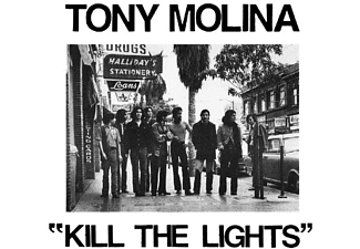 Tony Molina - Kill The Lights - (CD)