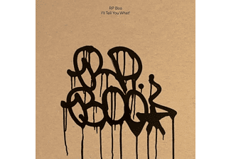 Rp Boo - I'll Tell You What! - (CD)