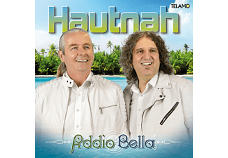 Hautnah - Addio Bella - (CD)