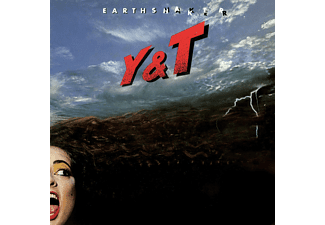 Y&t - Earthshaker (Collector's Edition) - (CD)