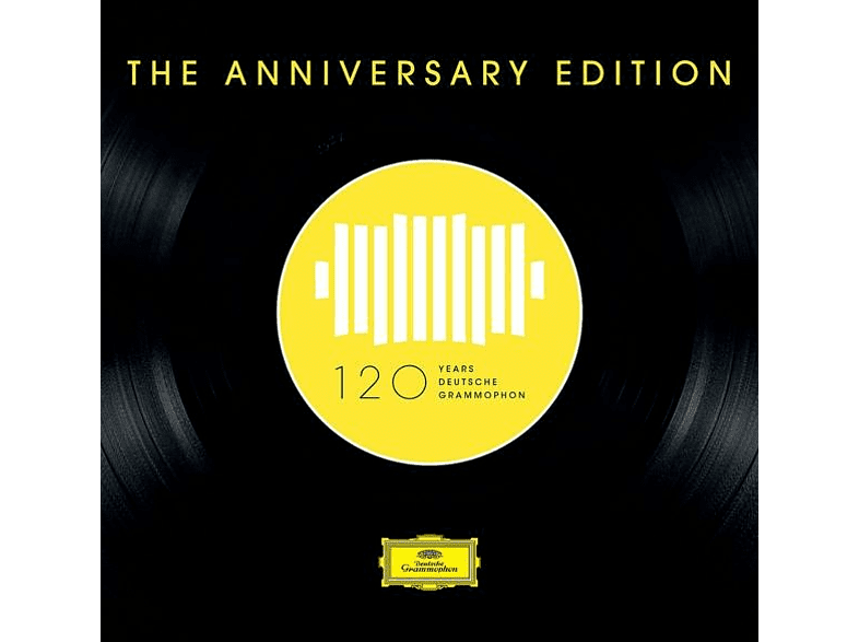 VARIOUS - DG 120-The Anniversary Edition (Ltd.Edt.) [CD + Blu-ray Disc]