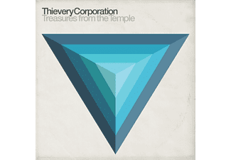 Thievery Corporation - Treasures From The Temple (Ltd. Coloured 2LP Vinyl) - (Vinyl)