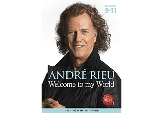 André Rieu - Welcome to my World Part 3 (DVD)
