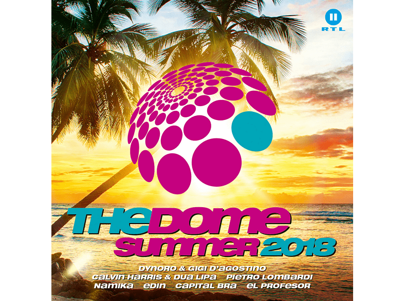 VARIOUS - The Dome Summer 2018 [CD]