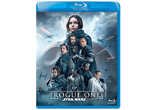 Star Wars Rouge One: A Star Wars Story Blu-ray