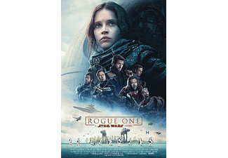 Star Wars Rouge One: A Star Wars Story DVD