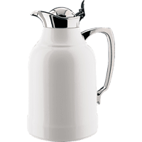 ALFI 0691.221.150 ISOLIERKANNE OPAL WEISS 1,5 L Thermoskannen
