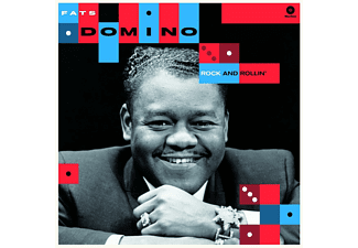 Fats Domino - Fats Domino Rock And Rollin' + 4 Bonus Tracks - (Vinyl)