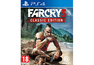 Far Cry 3 PlayStation 4