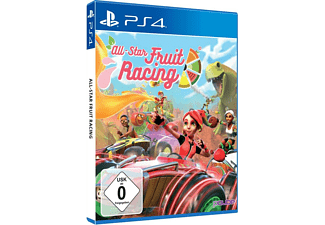 All-Star Fruit Racing [PlayStation 4]