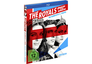 The Royals - Die komplette 4. Staffel - (Blu-ray)