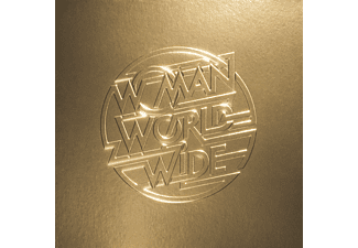 Justice - Woman Worldwide - (CD)