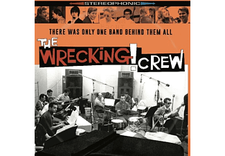 VARIOUS - The Wrecking Crew - (CD)