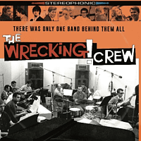VARIOUS - The Wrecking Crew [CD]