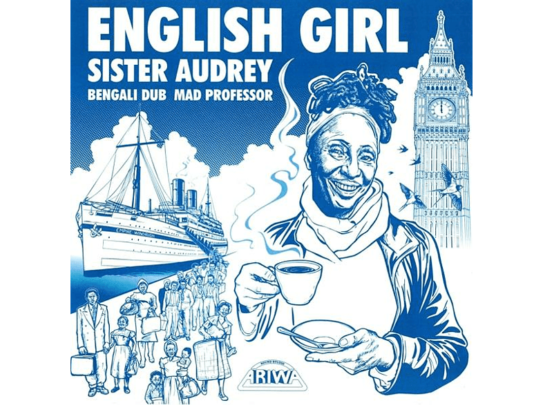 Sister Audrey - English Girl (12 Inch Single) [Vinyl]