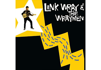 Link Wray - Link Wray & The Wraymen - (CD)