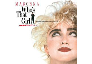 Madonna, Madonna Helen Merrill - Who's That Girl - (Vinyl)