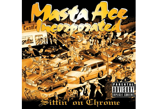 Masta Ace Incorporated - Sittin' On Chrome (2LP) - (Vinyl)