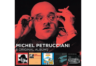 Michel Petrucciani - 5 Original Albums - (CD)