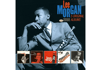 Lee Morgan - 5 Original Albums - (CD)