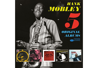 Hank Mobley - 5 Original Albums - (CD)