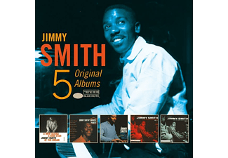 Jimmy Smith - 5 Original Albums,Vol.2 - (CD)