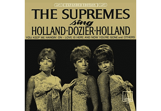 The Supremes - The Supremes Sing Holland-Dozier-Holland (2CD) - (CD)
