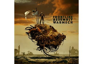Front Line Assembly - Warmech - (Vinyl)