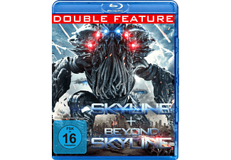 Skyline + Beyond Skyline Double Feature - (Blu-ray)