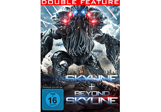 Skyline + Beyond Skyline Double Feature - (DVD)